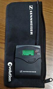 Sennheiser Evolution SK500 G2 Wireless Bodypack Transmitter A518-554 EW500 SK100