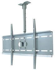"Support plafond Support plafond TV LCD Plasma (94 - 160 cm) 37"" à 63"" à 80 kg"