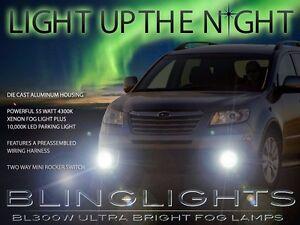 Xenon Halogen Fog Lamp Driving Light Kit for Subaru Tribeca Drivinglights