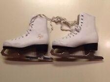 Ccm Pirouette Women size 2 Figure Skates Jamie Sale and David Pelletier
