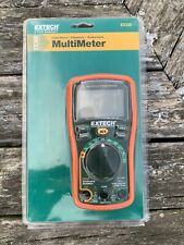 Extech Ex330 Autoranging Mini Multimeter Great Condition In Box Free Shipping