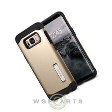 Spigen Samsung GS8 Slim Armor Case - Gold Maple Guard Cover Case