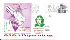 Oa0-3 Copernicus Largest Telescope In Orbit Launched By Centaur 8/21/72 Ksc