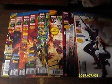 Lot Marvel heroes Heroic age V3 + Extra Marvel France