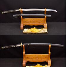 KO-KATANA JAPANESE SAMURAI SWORD HANDFORGE Tempered Oil Quenched Full Tang Blade