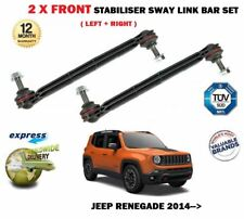 For jeep renegade 1.4 1.6 2.0 CRD 2014 - > 2x front bar game