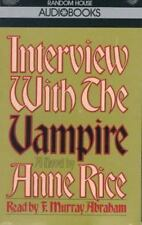 The Vampire Chronicles: Interview with the Vampire Bk. 1 by Anne Rice (1986, Aud