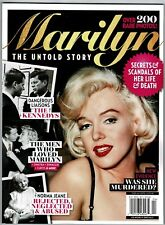 New Marilyn Monroe Her Untold Story US Weekly Collectors Edition Book 2017 96p