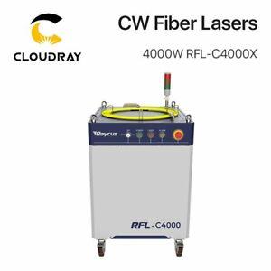 Raycus1064nm Multi-module CW Fiber Laser Source 4000-15000W High Power QD Optics