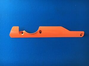 Ford Focus Mk2 RS/ST Billet Front Engine Cover Electric Orange