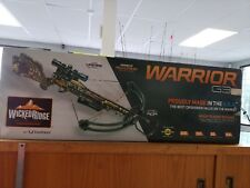 Wicked Ridge Warrior G3 3X Scope Crossbow ready to hunt Package BRAND NEW!!!