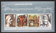 Gr. Britain 2008 Ms2818 The Age of Lancaster and York Mini-Sheet S/S Mint Nh