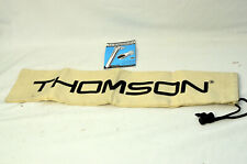 Thomson Canvas Elite Seatpost Bag Only with Drawstring & Instructions