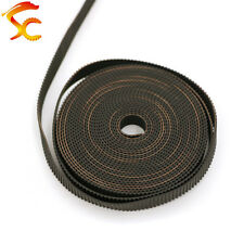 10Meter Open Timing Belt Rubber MXL-037(9.398mm) width for 3D Printer Parts CNC