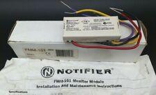 Notifier FMM-101 Monitor Module
