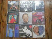 60's Pop Sinatra job lot LP VG Vinyl Collection x 9 SET GGG1