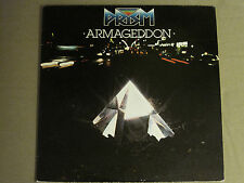 PRISM ARMAGGEDON LP ORIG '79 ARIOLA PROG POWER POP CLASSIC ROCK VG+