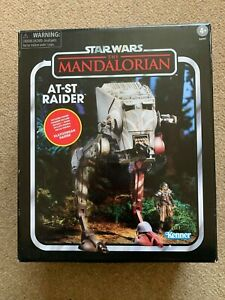 Star Wars - Vintage Collection - AT-ST Raider with Klatooinian (The Mandalorian)