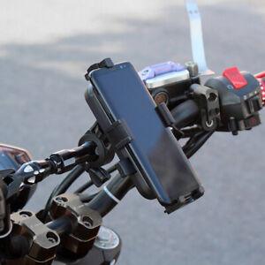 Universel Porte-Smartphone Support de Téléphone Portable Vélo Moto Guidon 360° Q