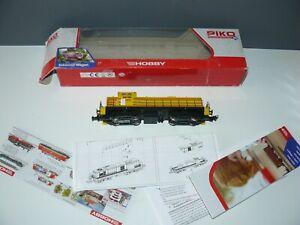 train électrique ho  locomotive PIKO serie 1202 RDT 13 en BO