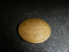 Vintage $1.00 token for Century 21 Exposition 1962 Seattle Space age worlds fair