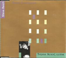STEVE REICH w/ TATJANAN KUKOC Electric Counterpoint 3 RARE TRX CD Single SEALED