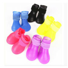Waterproof Pet Boots, Puppy Shoes For Medium To Large Dogs Outdoor Booties New