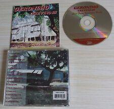 CD ALBUM LIVE FROM KENDALIA HALLE GERONIMO TREVINO III 3 16 TITRES 1997 COUNTRY