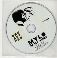 (GQ983) Mylo, In My Arms - DJ CD