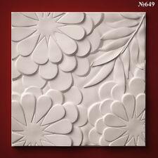 (649) STL Model Wall Panel for CNC Router 3D Printer  Artcam Aspire Cut3d