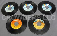 "5 - 7"" 45RPM Vinyl Singles Ready for World Jackie Moore Stephanie Mills Blasters"