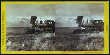 Photo of Stereograph,Central Pacific Railroad,RR,Utah,Mount Halleck,c1865, 5775