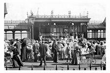 pt3894 - Burtons Bohemians on St Annes Pier , Lancashire - photo 6x4
