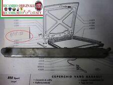 PUNTELLO FERMO ASTA COFANO ANTERIORE FIAT 850 SPORT COUPE' ORIGINALE SHORE FRONT
