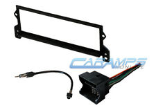 MINI COOPER CAR STEREO RADIO DASH INSTALLATION KIT W/ WIRING HARNESS & ANTENNA
