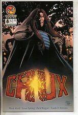 Crossgen Comics Crux #8 December 2001 NM-