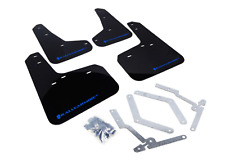 RALLYARMOR 2013-2018 FORD FOCUS ST RS RALLY ARMOR UR MUD FLAPS BLACK / BLUE