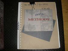 Matsuura Cnc Mill Mc-800Fdc & Ra*3Fdc Electrical Drawing Manual