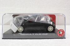 NSR 1013B Renault Clio Cup Black Kit Shark 22k motor 1/32 Slot Car