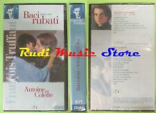 film VHS BACI RUBATI ANTOINE & COLETTE Francois Truffaut SIGILLATA (F51) no dvd