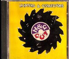 Hunters & Collectors - Cut CD Album in VG Condition
