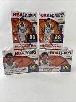 2020-2021 Panini NBA Hoops Blaster Box 88 Cards New Sealed Lot (4)