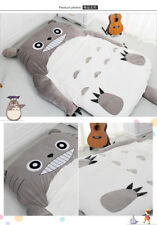 290*160cm New Huge Comfortable Totoro Bed Sleeping Bag Pad Great Mattress