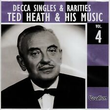Ted Heath & His Music DECCA SINGLES AND RARITIES VOLUME 4