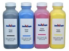 4-Color Toner Eagle Refill Kit for Lexmark CS417 CS417dn 71B1HK0 71B0H10 +4 Chip