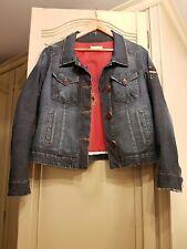 Odd Molly Jeans Jacket Size 1 UK 8