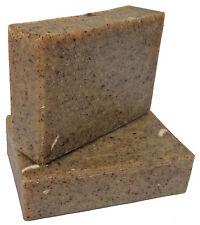 ATTIS Neem Exfoliating Handmade Natural Soap (1pc) | Vegan | with Tea Tree Oil