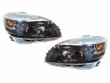 DEPO 08-11 Mercedes Benz W204 C-Class Halogen Model Projector Headlights Pair