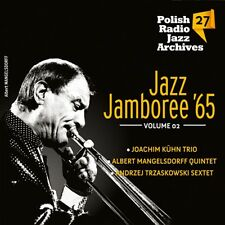 CD JAZZ JAMBOREE '65 vol. 2 Polish Radio Jazz Archives 27 / JOACHIM KUHN TRIO