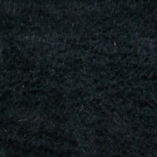 Fake fur Faux fur Faux fur Fabric Long Hair Black